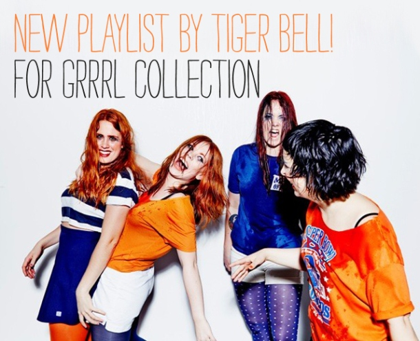 TigerBell_Grrrl_collection