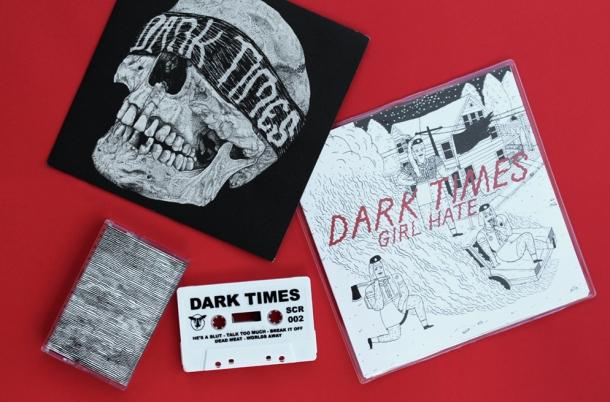 STARTA BAND_Dark times_Discs